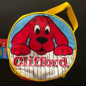 Vintage Clifford Insulated Lunch Box